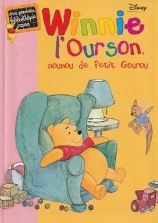 Winnie L Ourson Nounou De Petit Gourou